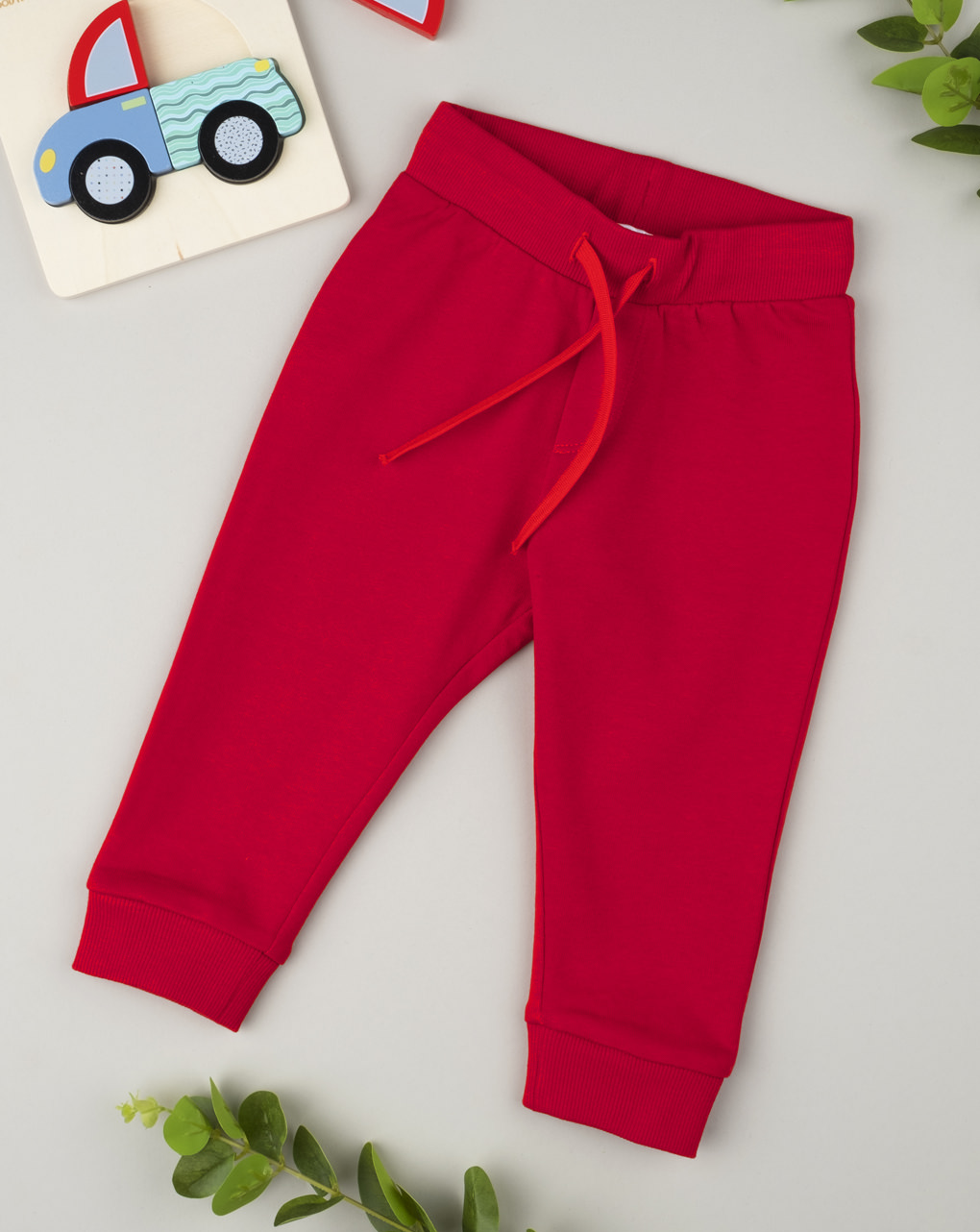 Pantalone boy red - Prénatal