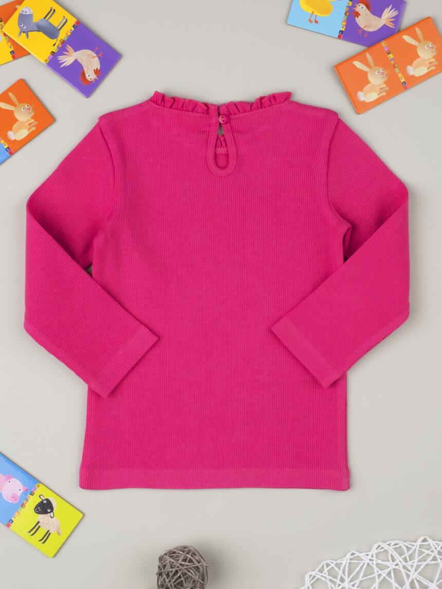 "Camiseta menina costina ""ciliegia"" - Prénatal"