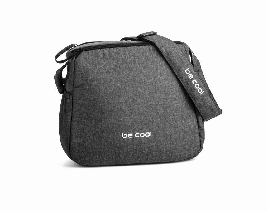 Becool - passeggino slide 3 top plus zero melange - Be Cool