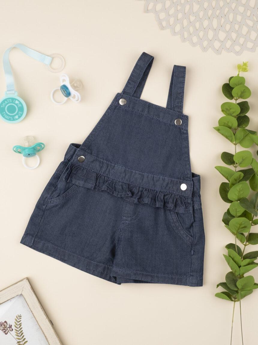 Calça jeans de menina - Prénatal