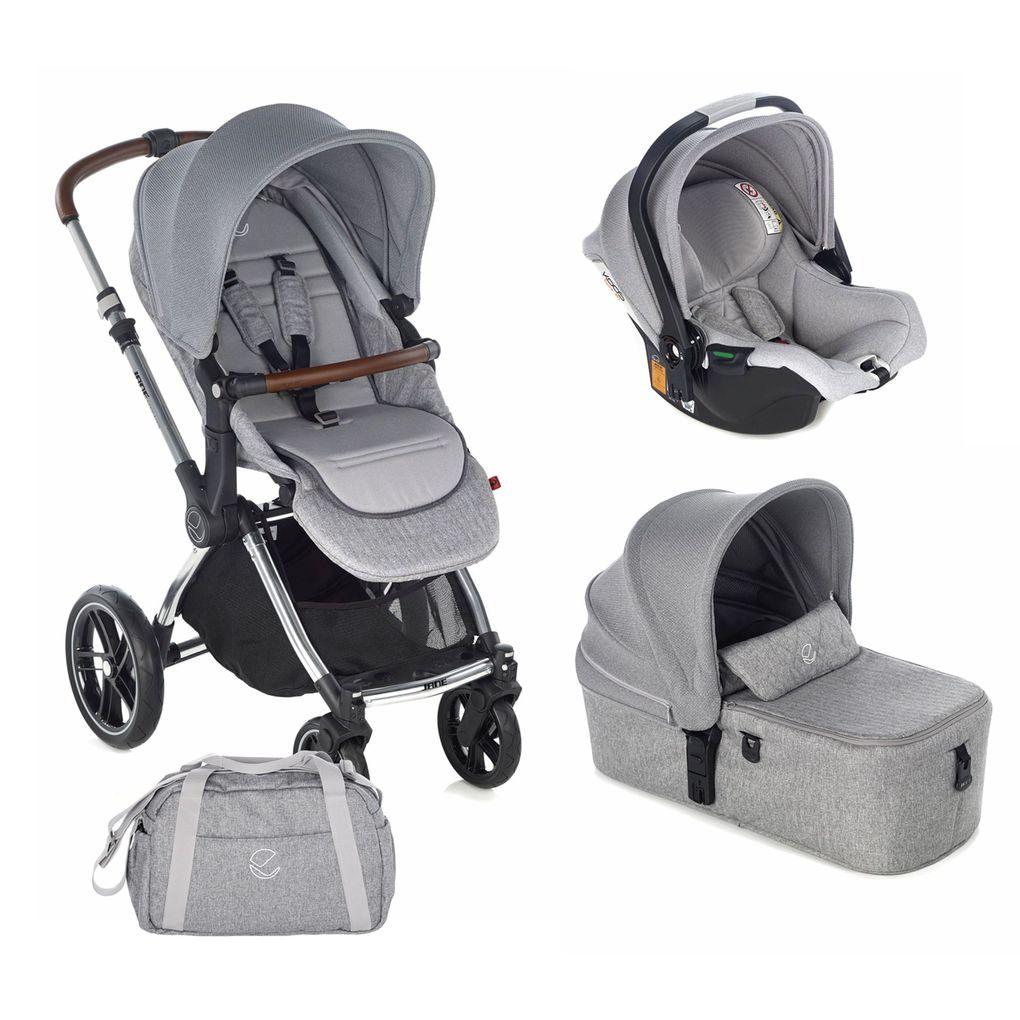 Jané - passeggino stroller kawai micro koos isize r1 dim grey - Jané