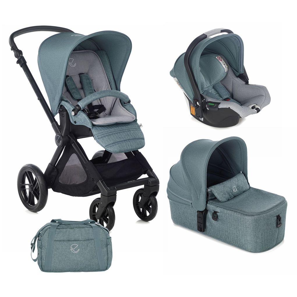 Jané - stroller muum micro koos isize r1 mild blue - Jané