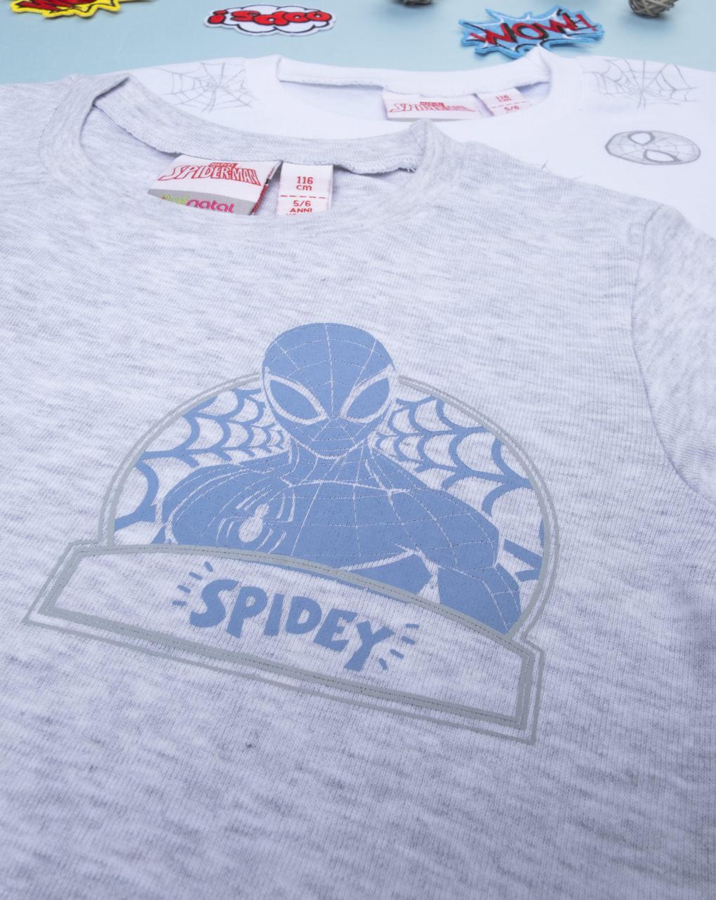 "Pack 2 t-shirt menino ""spidey"" - Prénatal"