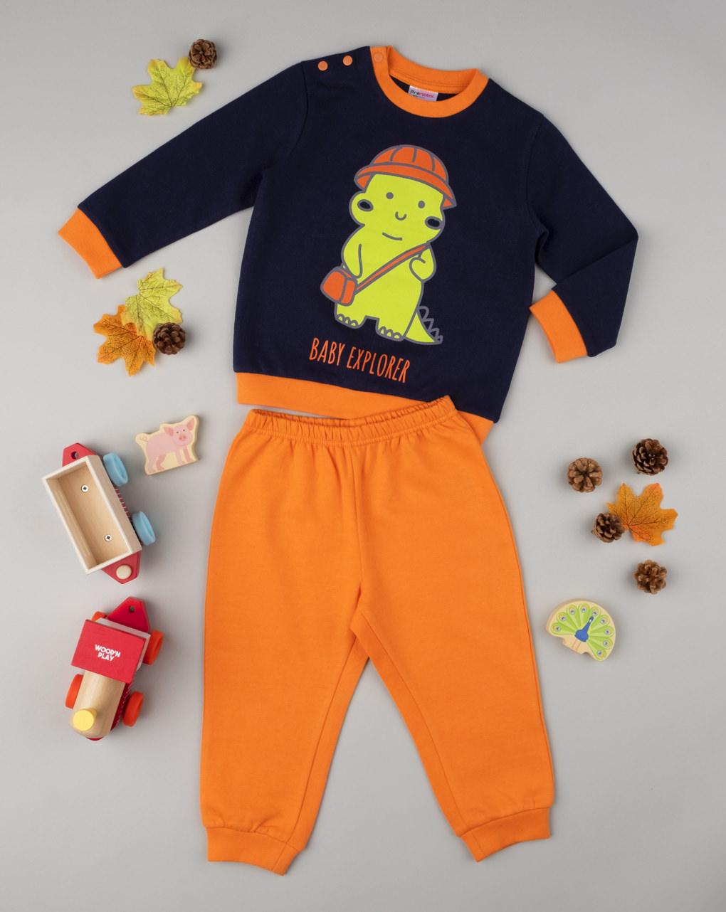 """Pijama de menino """"baby explorer"""" - Prénatal"""