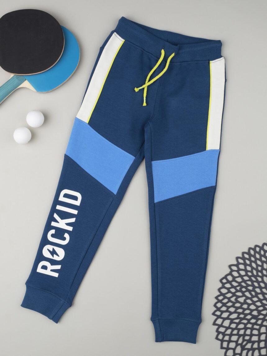 "Pantalone felpato ""rockid"" - Prénatal"