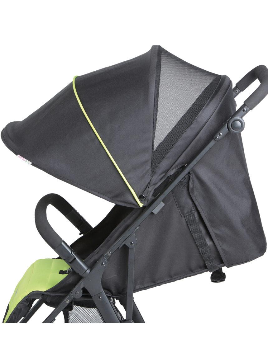 Manhattan dark acid stroller - Giordani