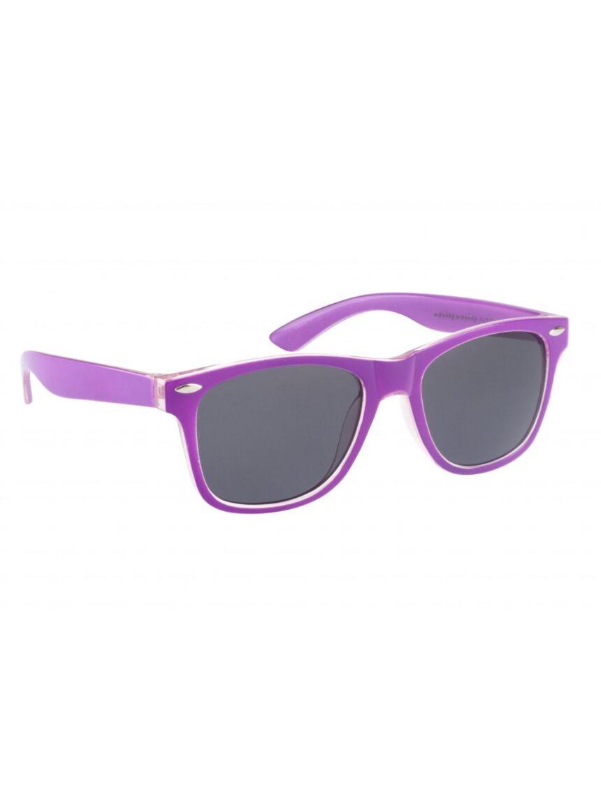 óculos de sol roxos cor-de-rosa - Monkey Monkey