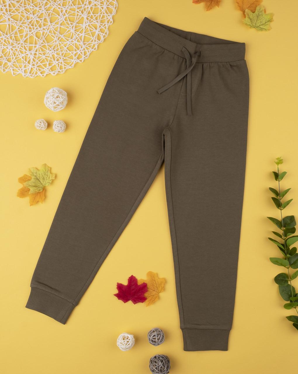 Pantalone felpato menino marrone - Prénatal