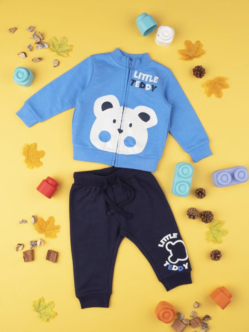 Completo jogging boy - Prénatal