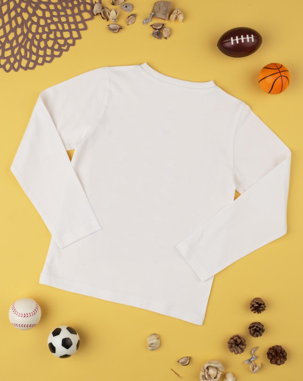 """Garoto da camiseta """"cidade grande"""" - Prénatal"""