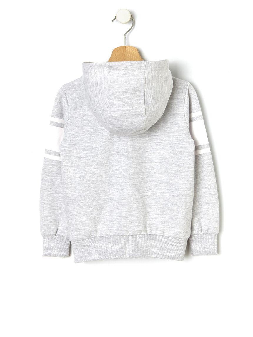 Casaco de lã com capuz - Prénatal