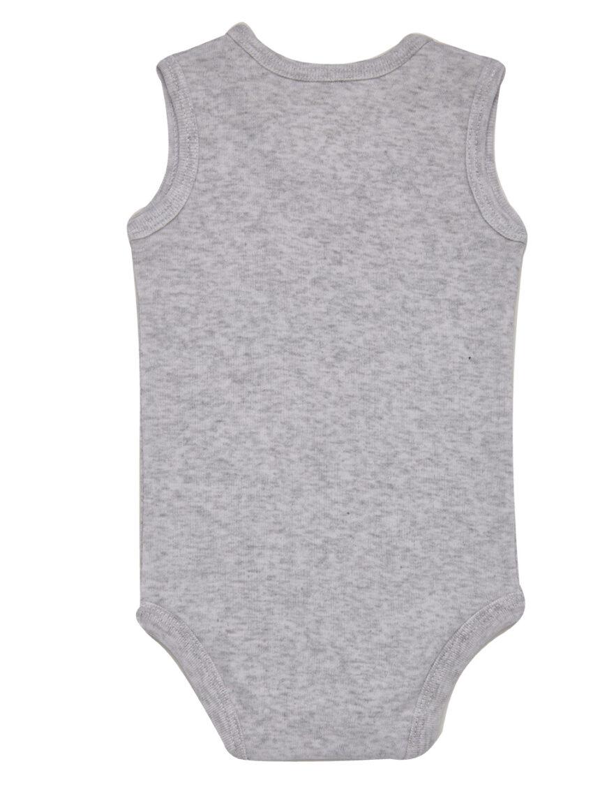Camiseta regata com estampa - Prénatal