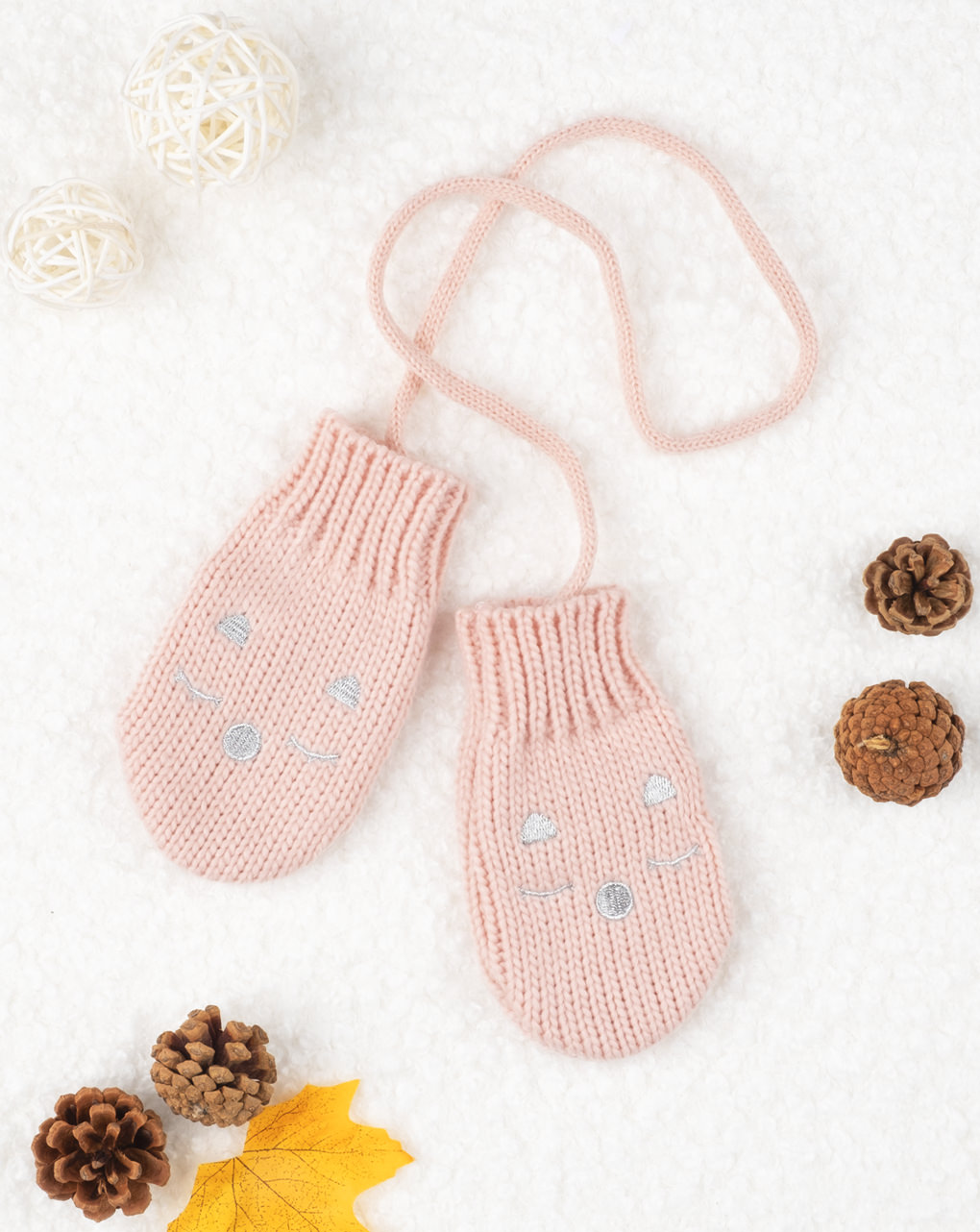 Garota tricot muffole - Prénatal