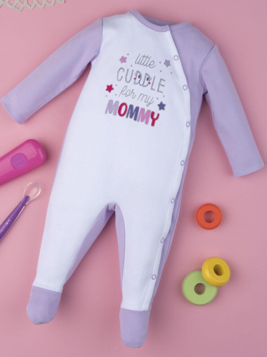 """Tutina girl """"little cuddle for my mommy"""" - Prénatal"""