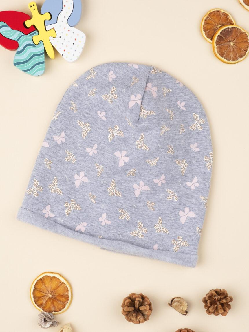 "Chapéu de menina ""borboletas"" - Prénatal"