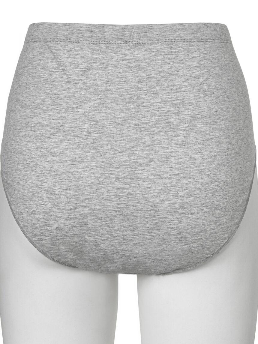 Cuecas de maternidade com elástico ajustável - Prénatal