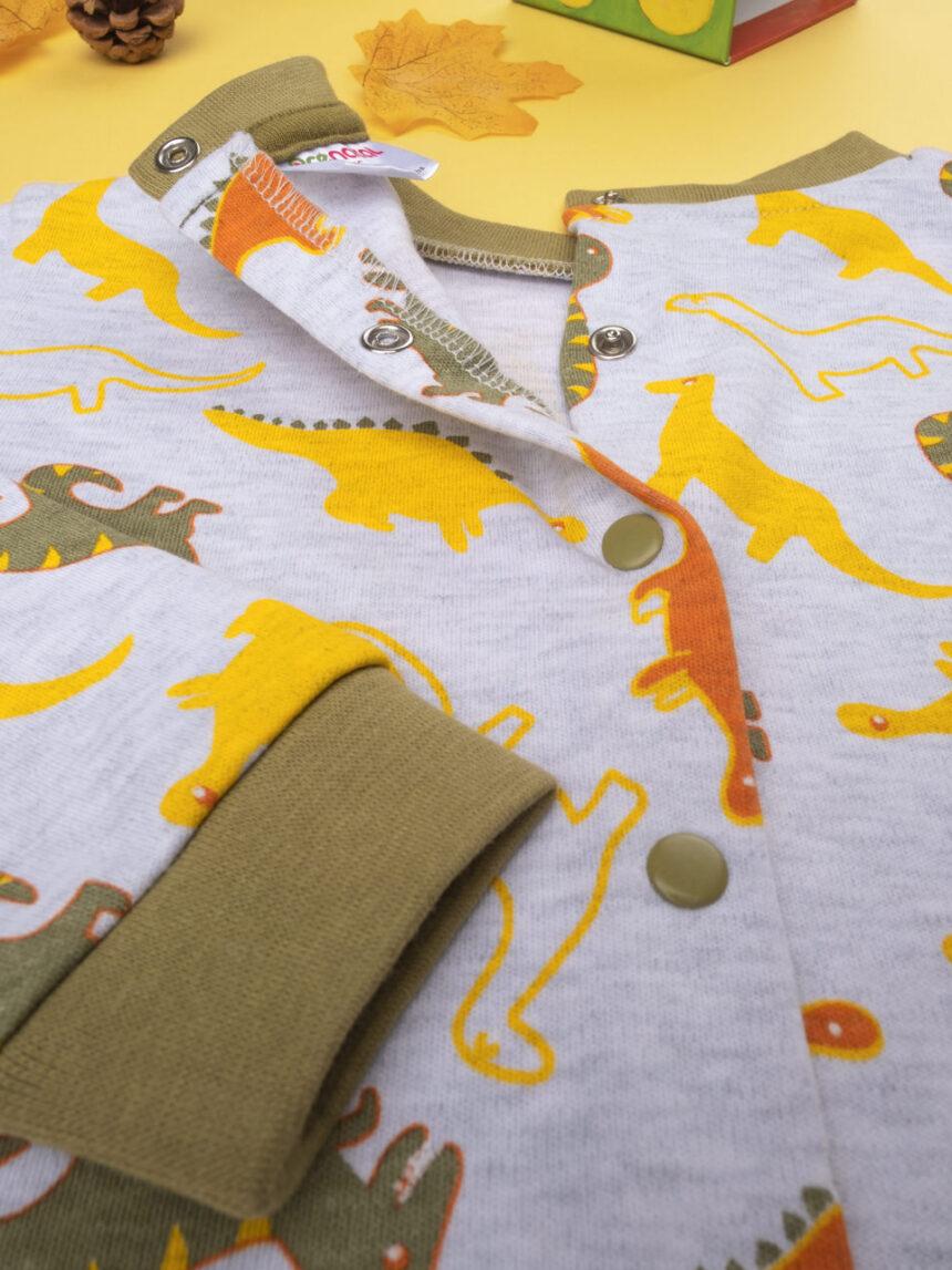 "Pijama de bebê menino ""dinosaurs"" - Prénatal"
