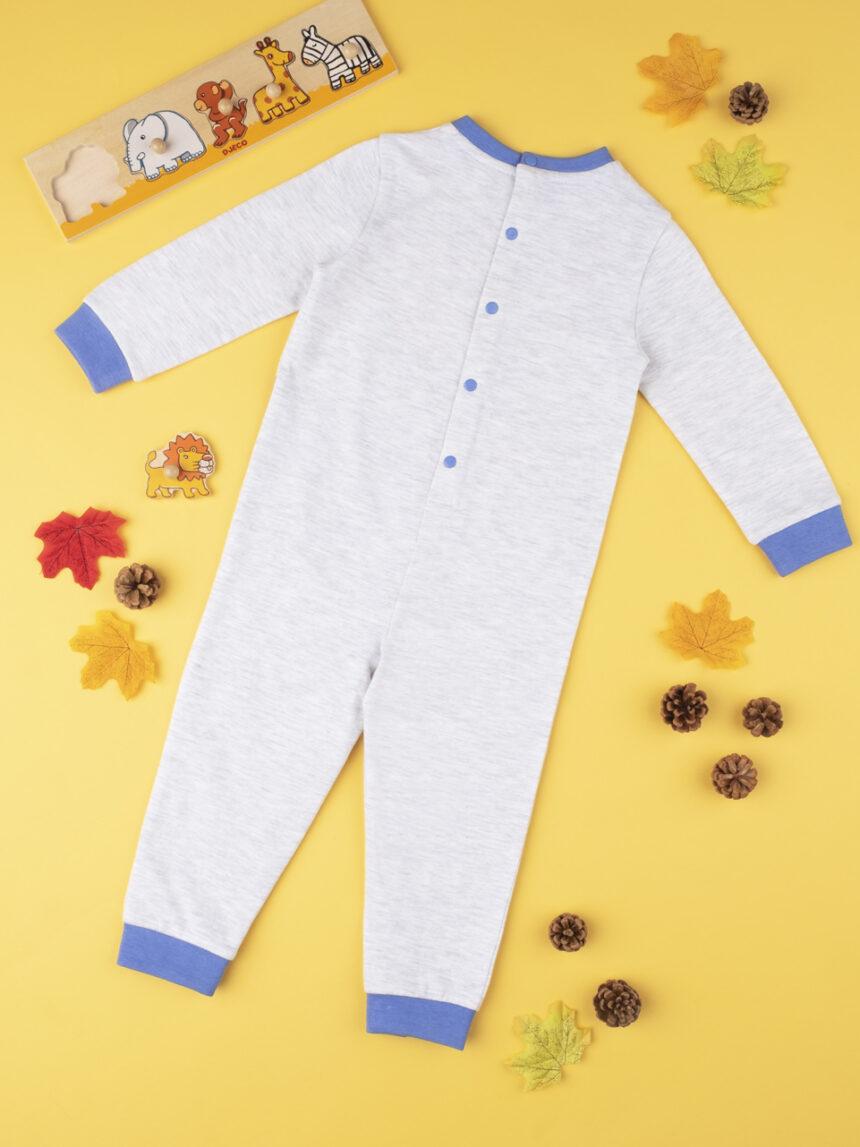 "Pijama de menino ""animais"" - Prénatal"