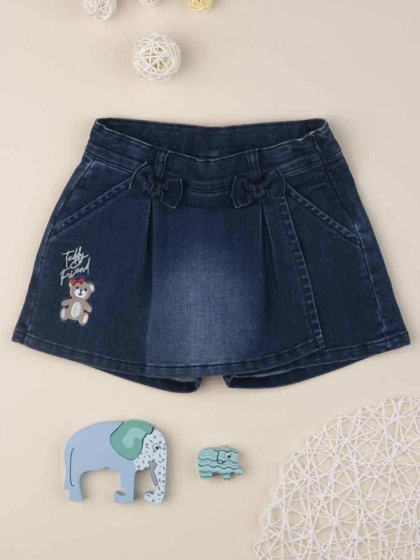 Vou fazer pantalone em jeans - Prénatal