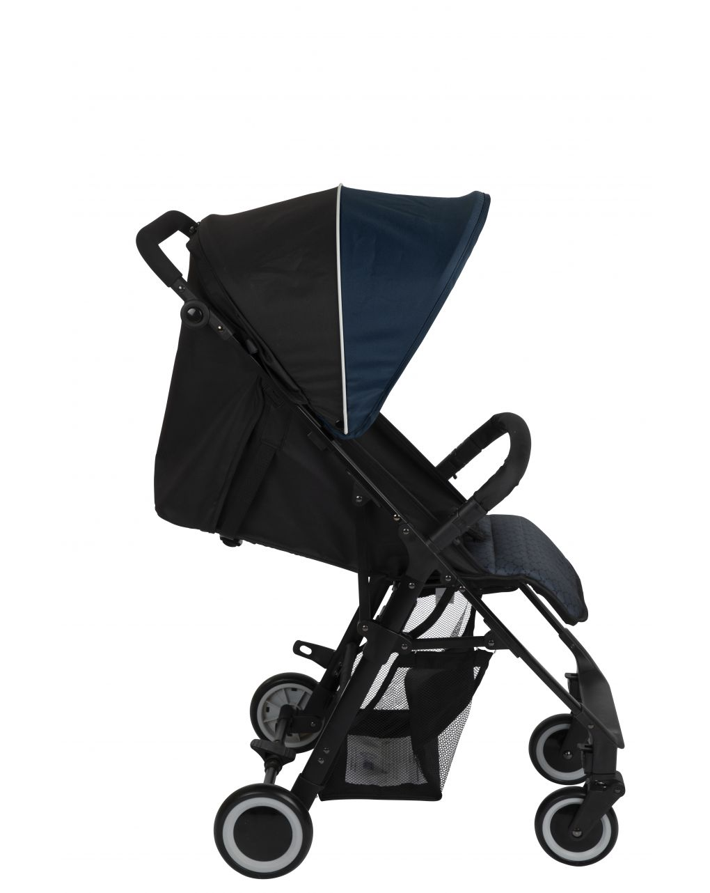 Manhattan black stroller - Giordani