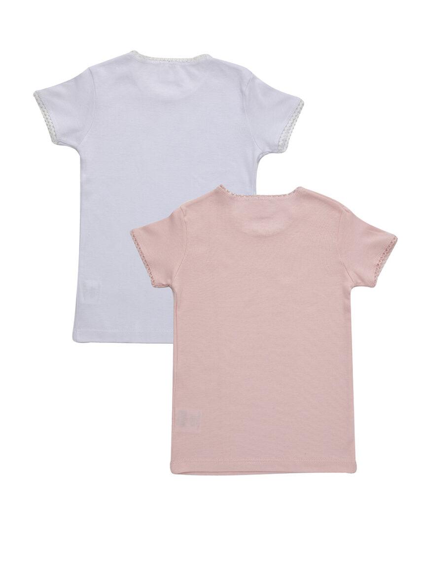 Camiseta de meia manga com croquete - Prénatal