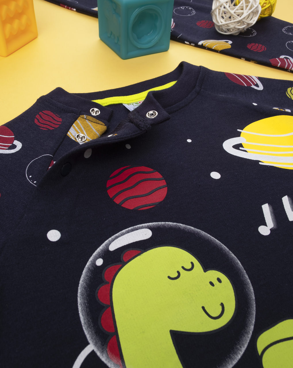 "Menino pigiama ""i love my space"" - Prénatal"