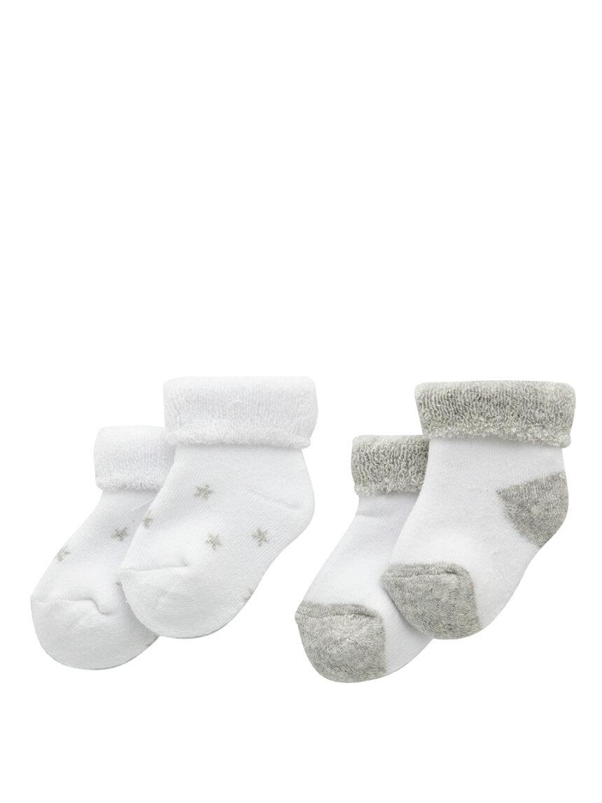 Pacote de 2 meias terry - Prénatal