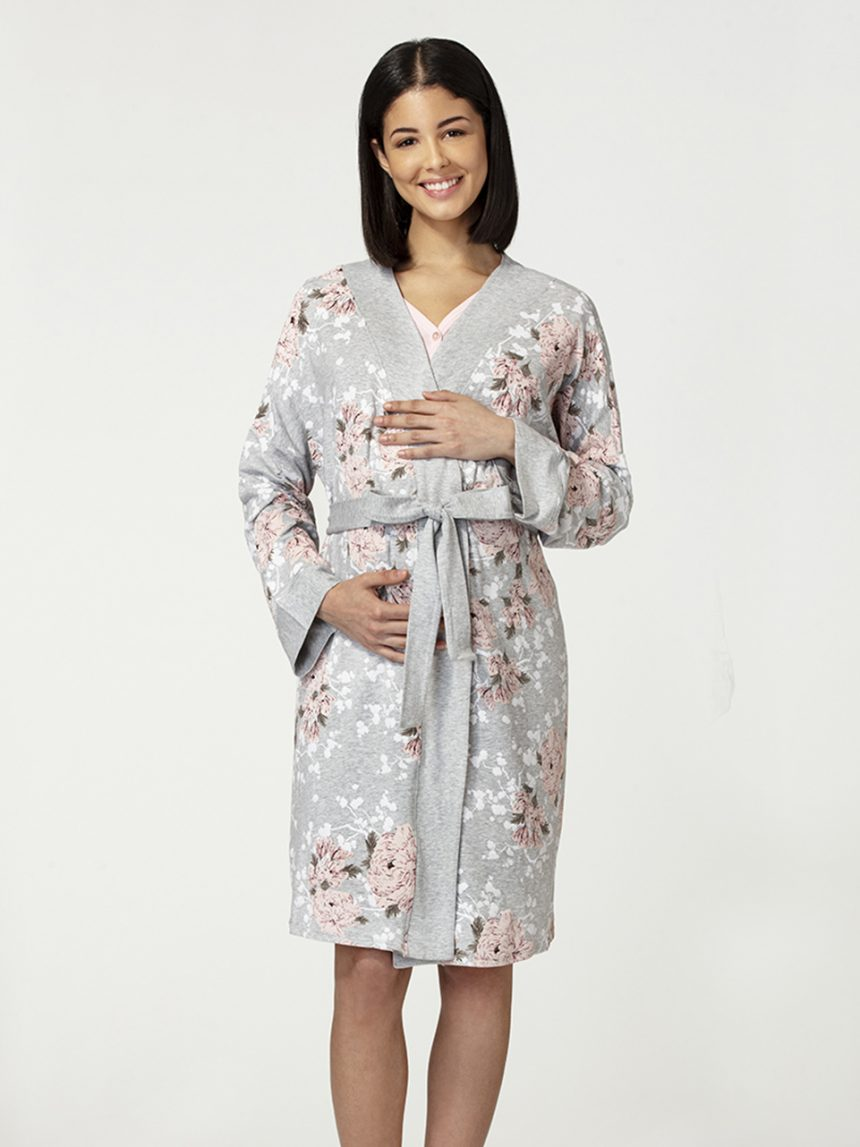 Roupão de maternidade - Prénatal