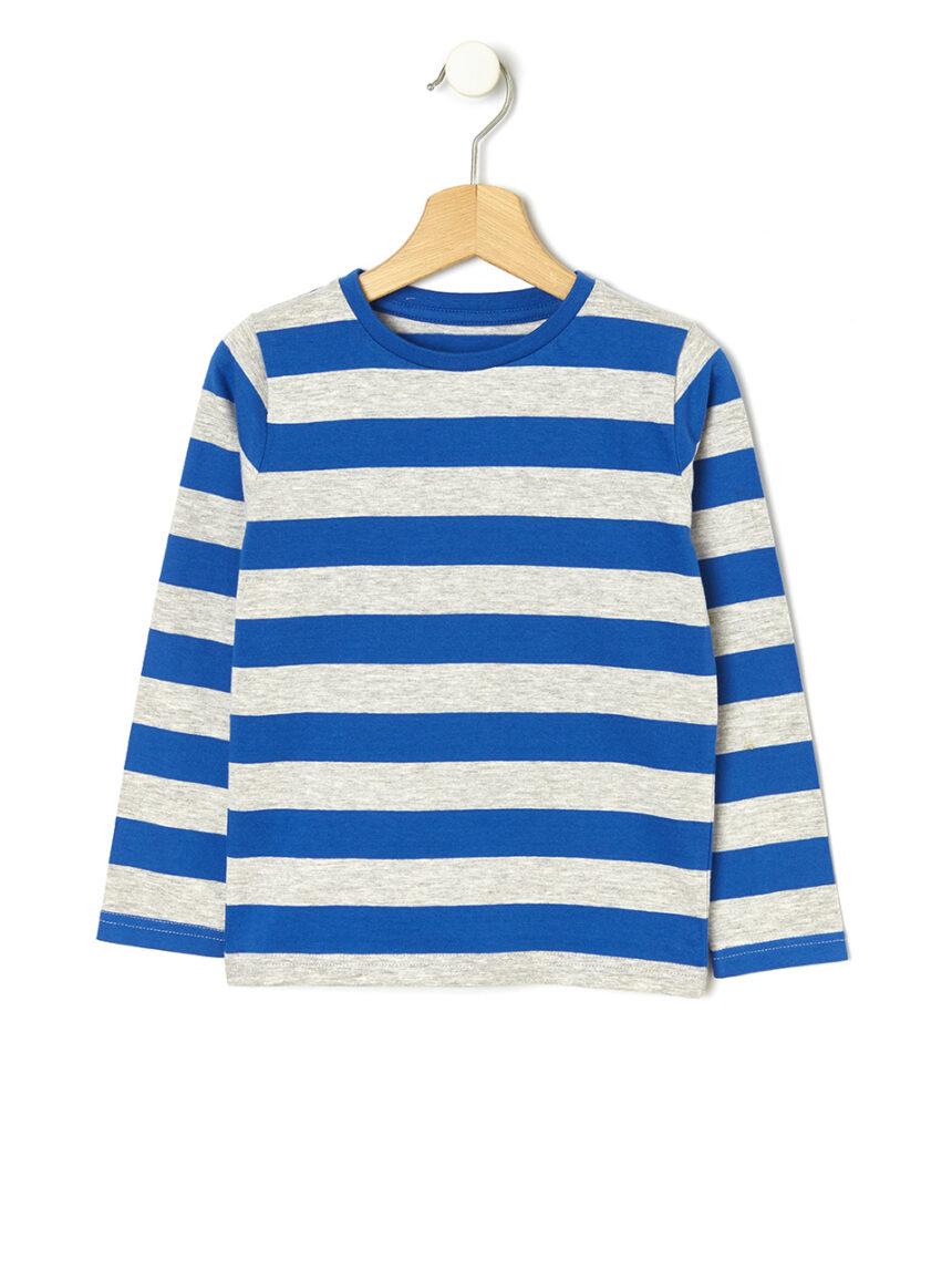 Camiseta básica listrada - Prénatal
