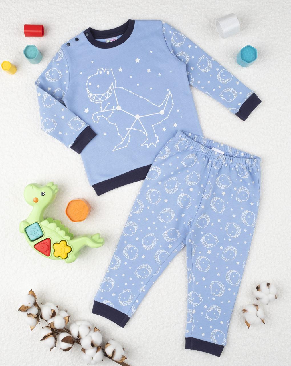 "Pijama de menino ""dinossauro"" - Prénatal"