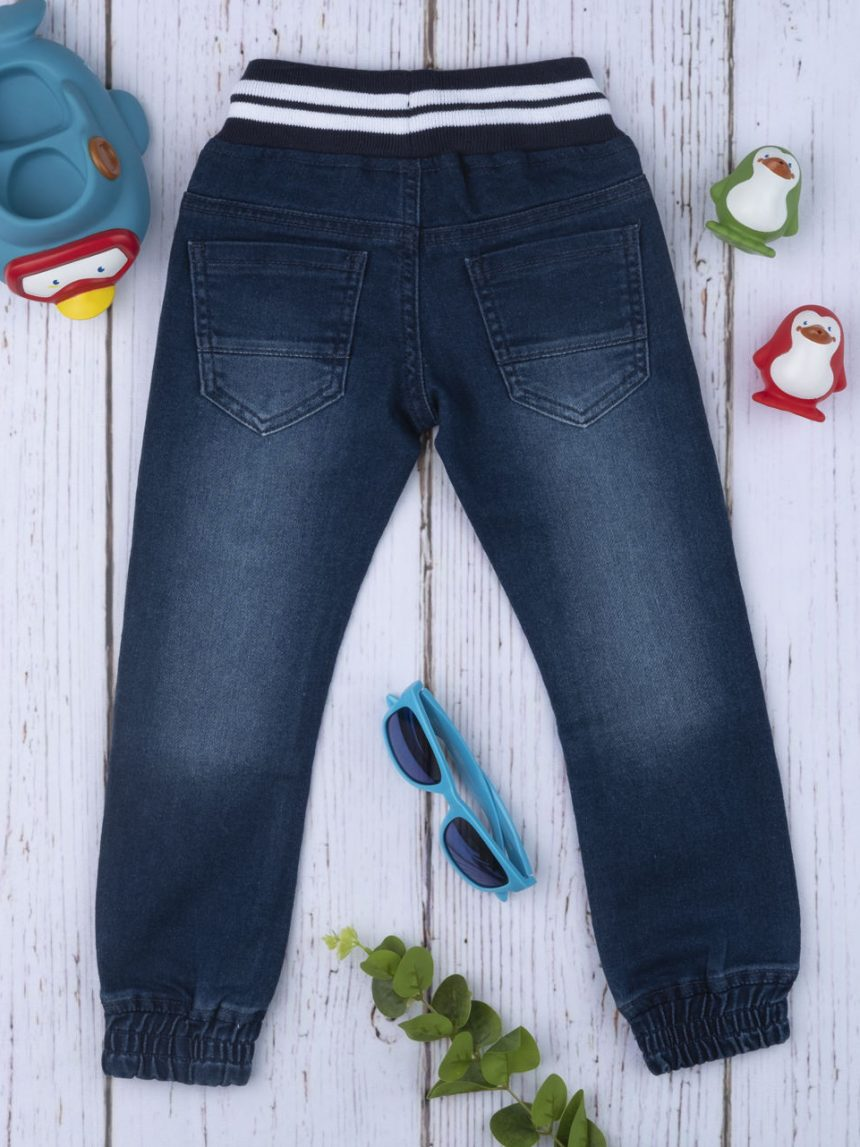"Garoto jeans ""deep blue"" - Prénatal"