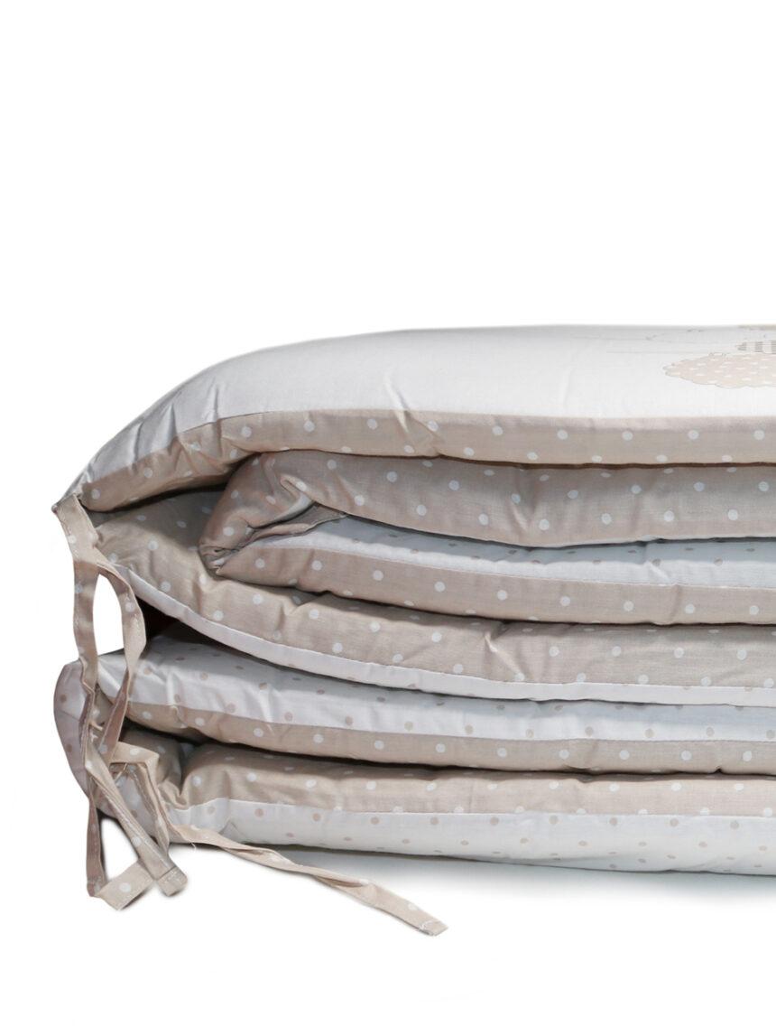 Protetor de berço com estampa de ovelha - Prénatal