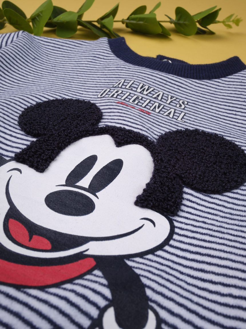"Moletom masculino ""mickey mouse"" - Prénatal"