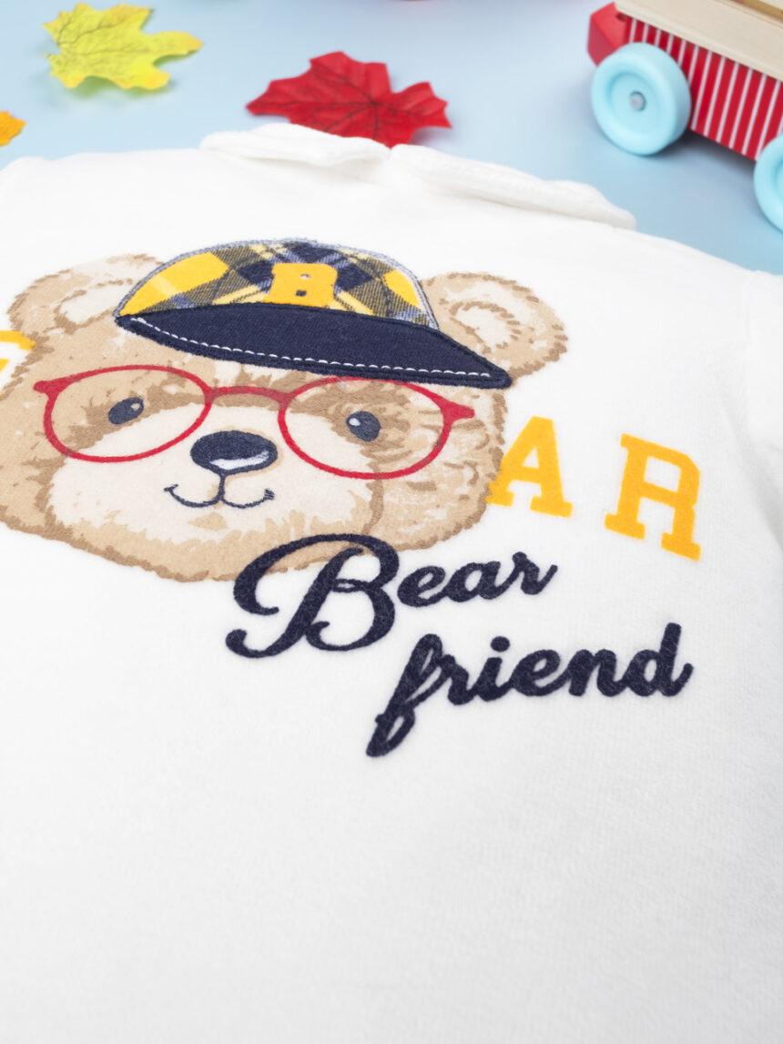 """Completo menino """"urso amigo"""" - Prénatal"""