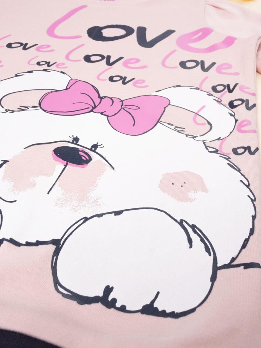 "Menina pigiama ""amor"" - Prénatal"
