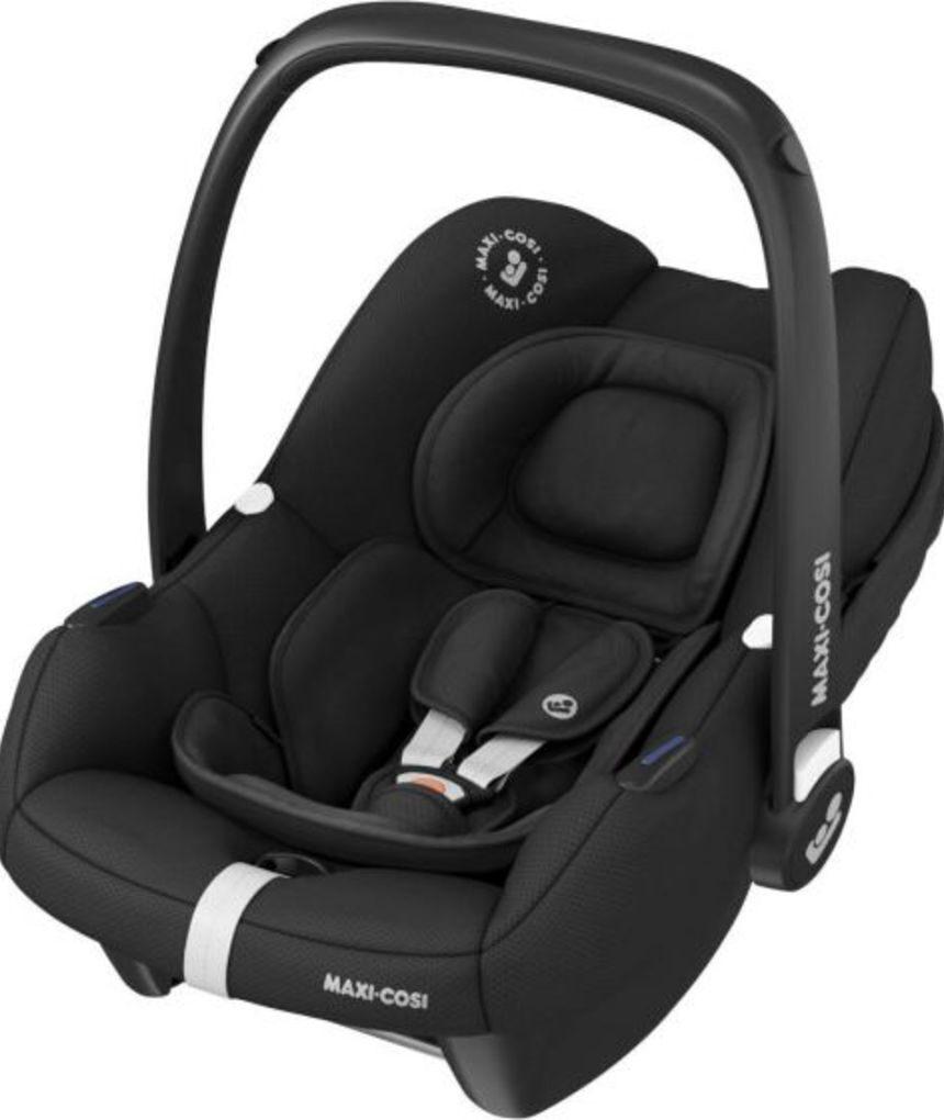 Assento para carro essencial preto - Bébé Confort