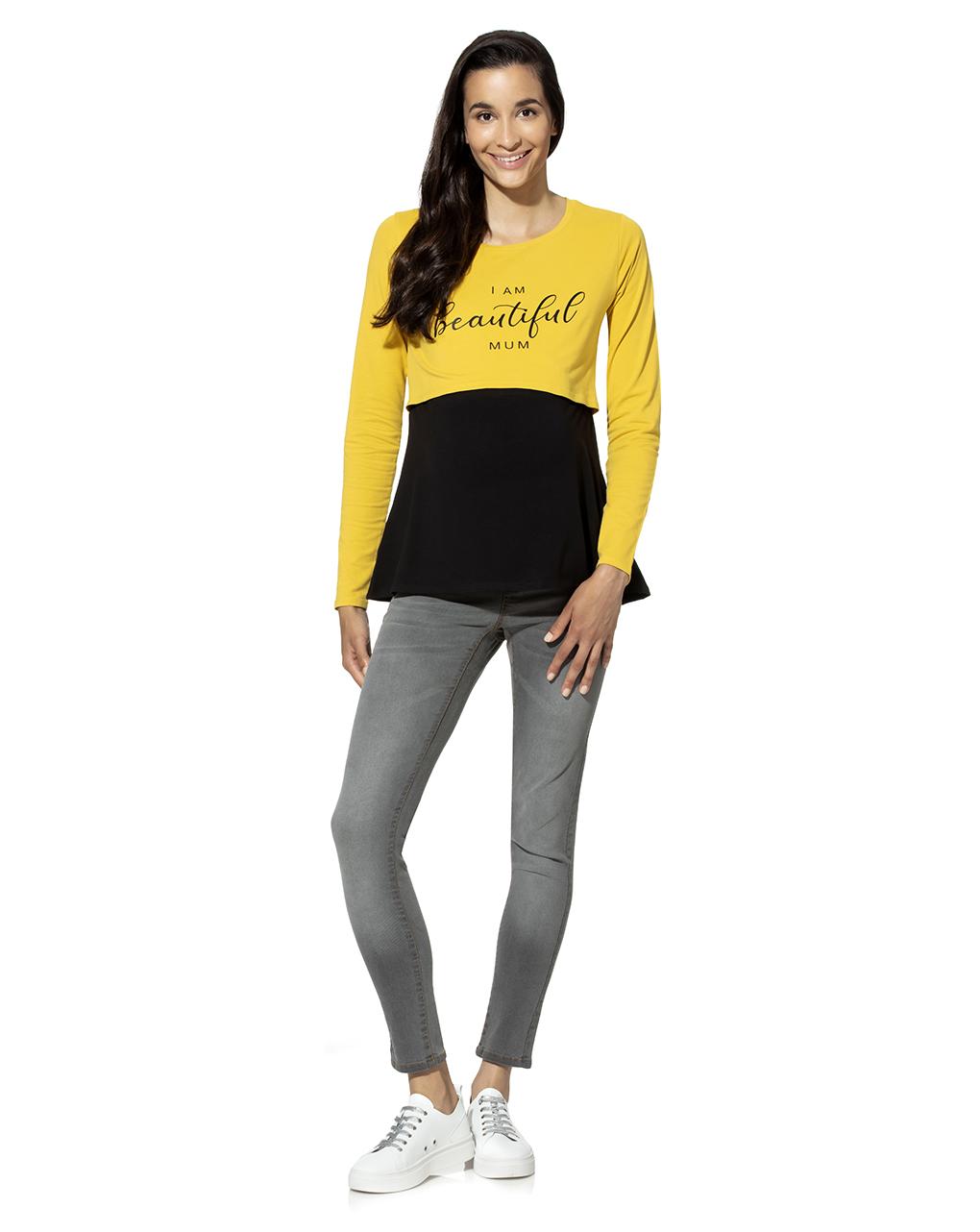 Jeans skinny básico - Prénatal
