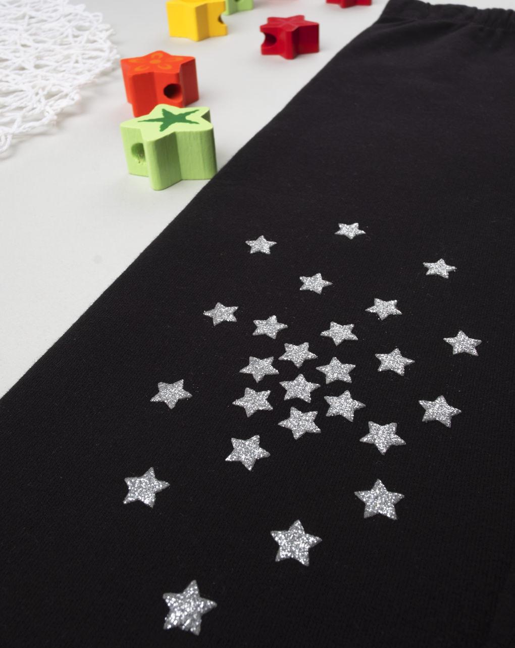 """Garota leggings """"star glitter"""" - Prénatal"""