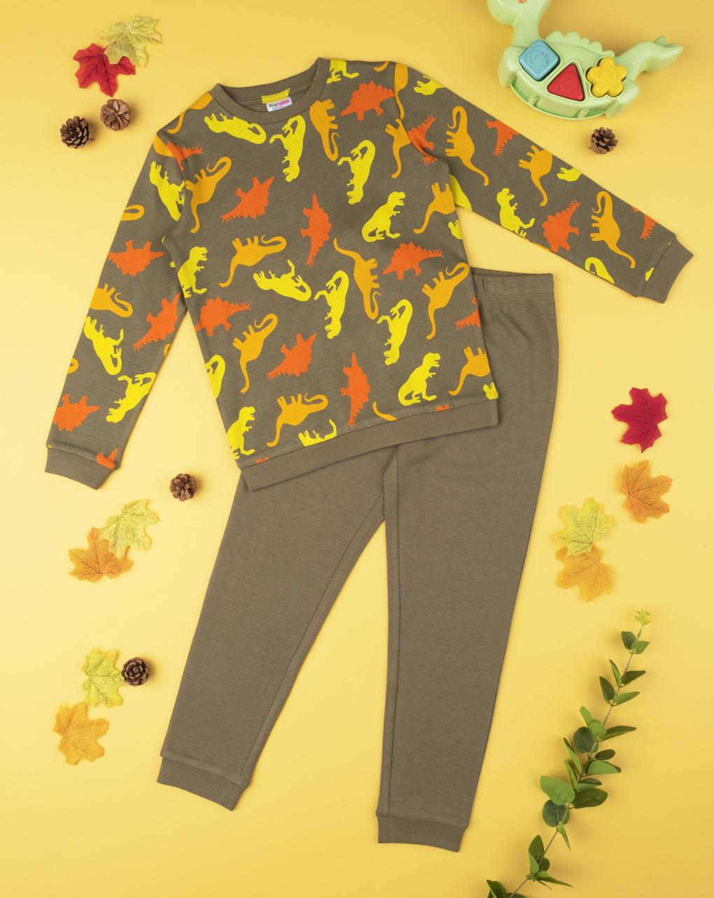 "Pijama de menino ""dinosaurs"" - Prénatal"