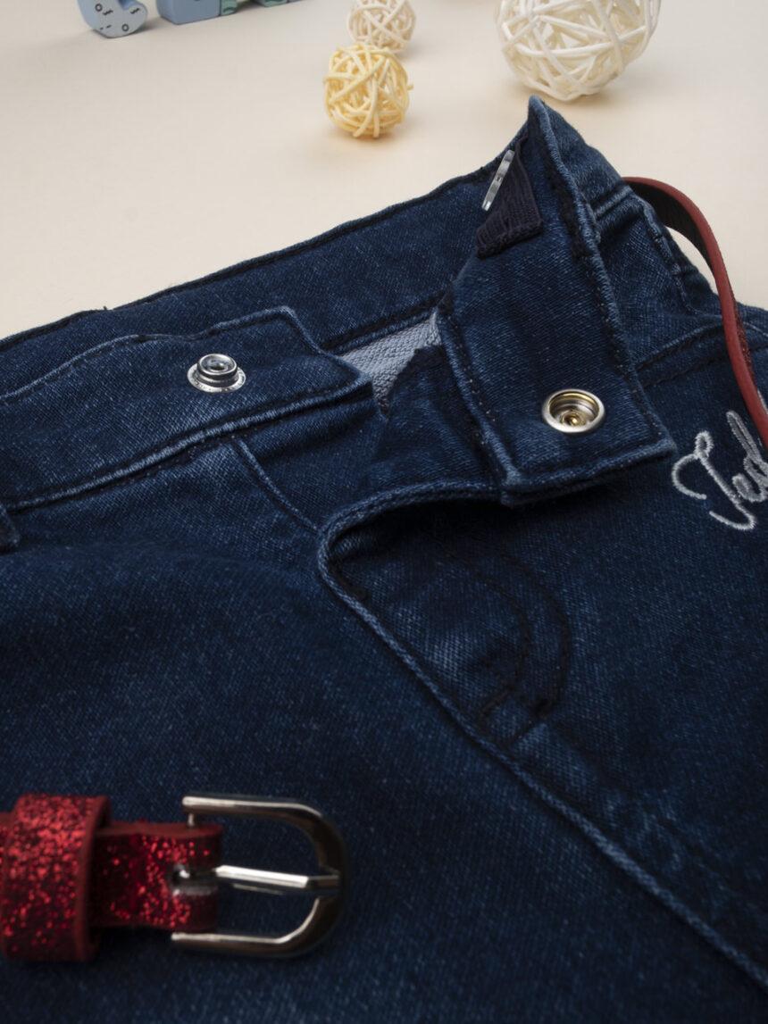 """Garota jeans """"teddy love"""" - Prénatal"""