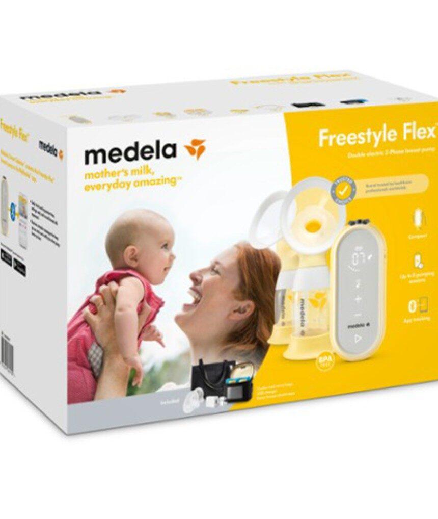 Extrator duplo elétrico freestyle flex 2-phase - Medela
