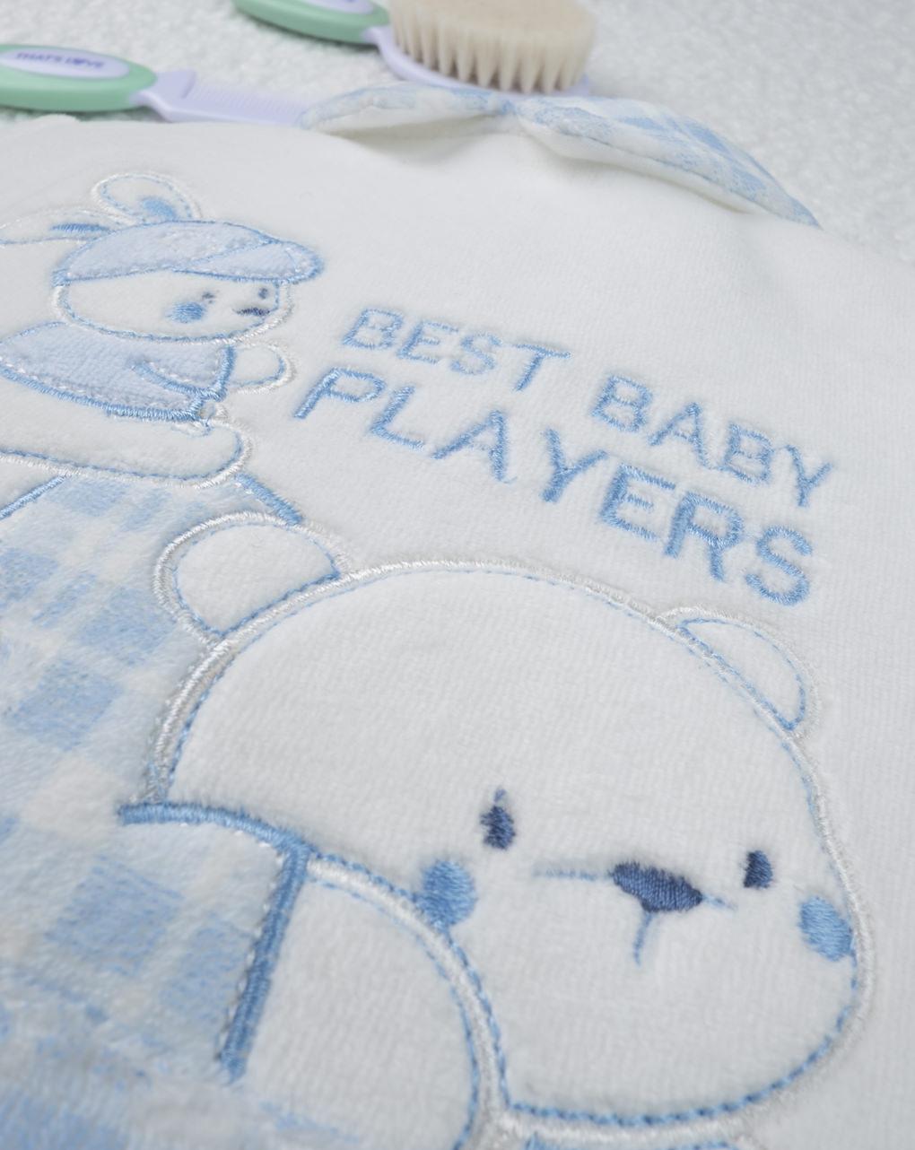 """Menino pigiama """"melhores jogadores bebês"""" - Prénatal"""