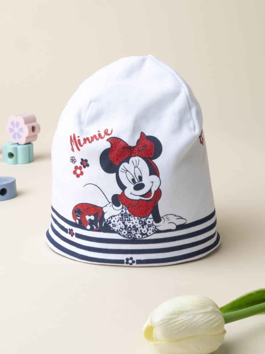 """Chapéu de menina """"minnie"""" - Prénatal"""
