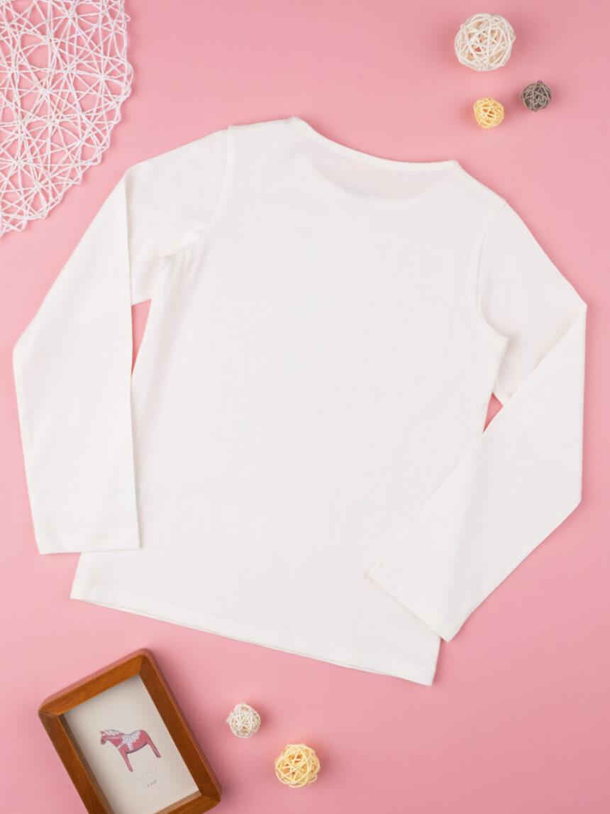 """T-shirt menina """"bailarina"""" - Prénatal"""