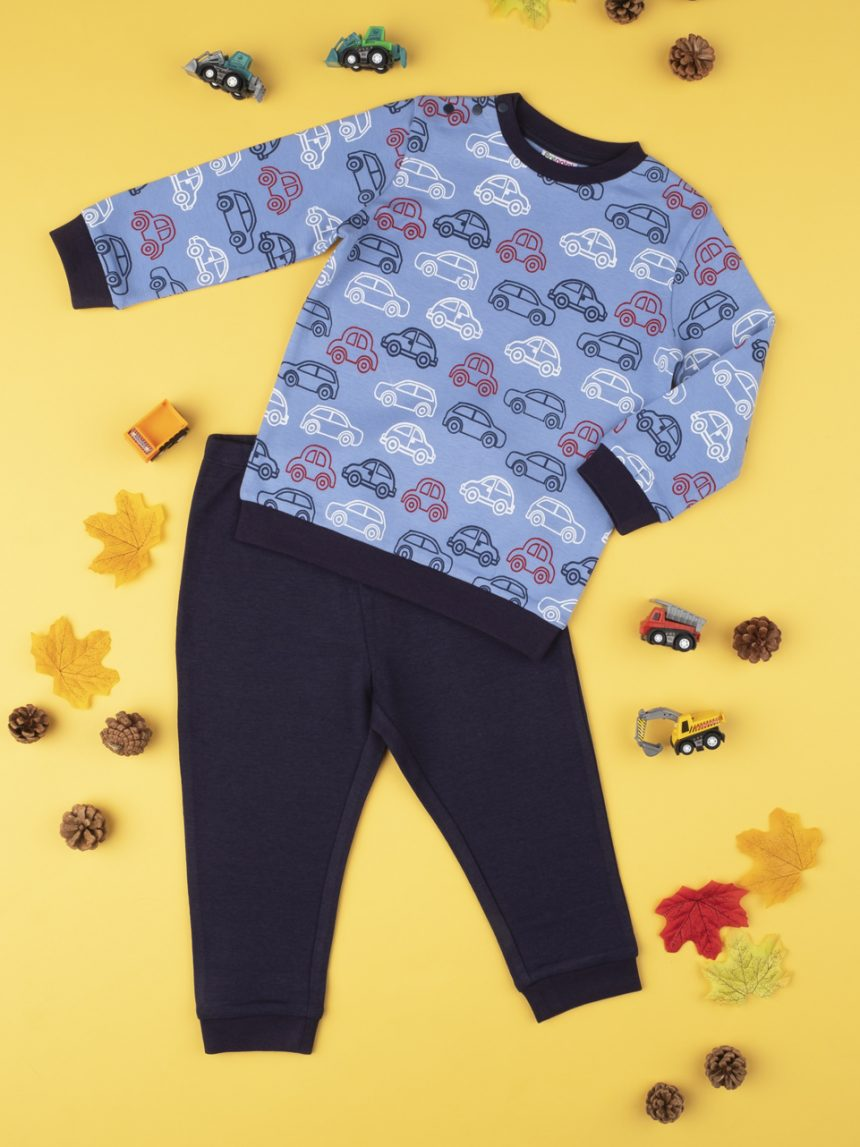 "Conjunto de pijama de menino ""carros"" - Prénatal"