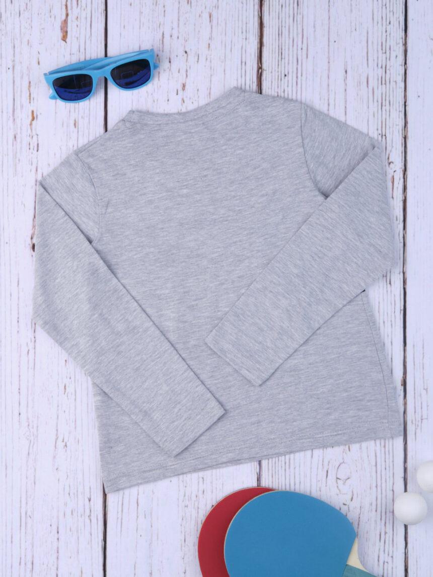 """T-shirt menino """"basquete atlético"""" - Prénatal"""