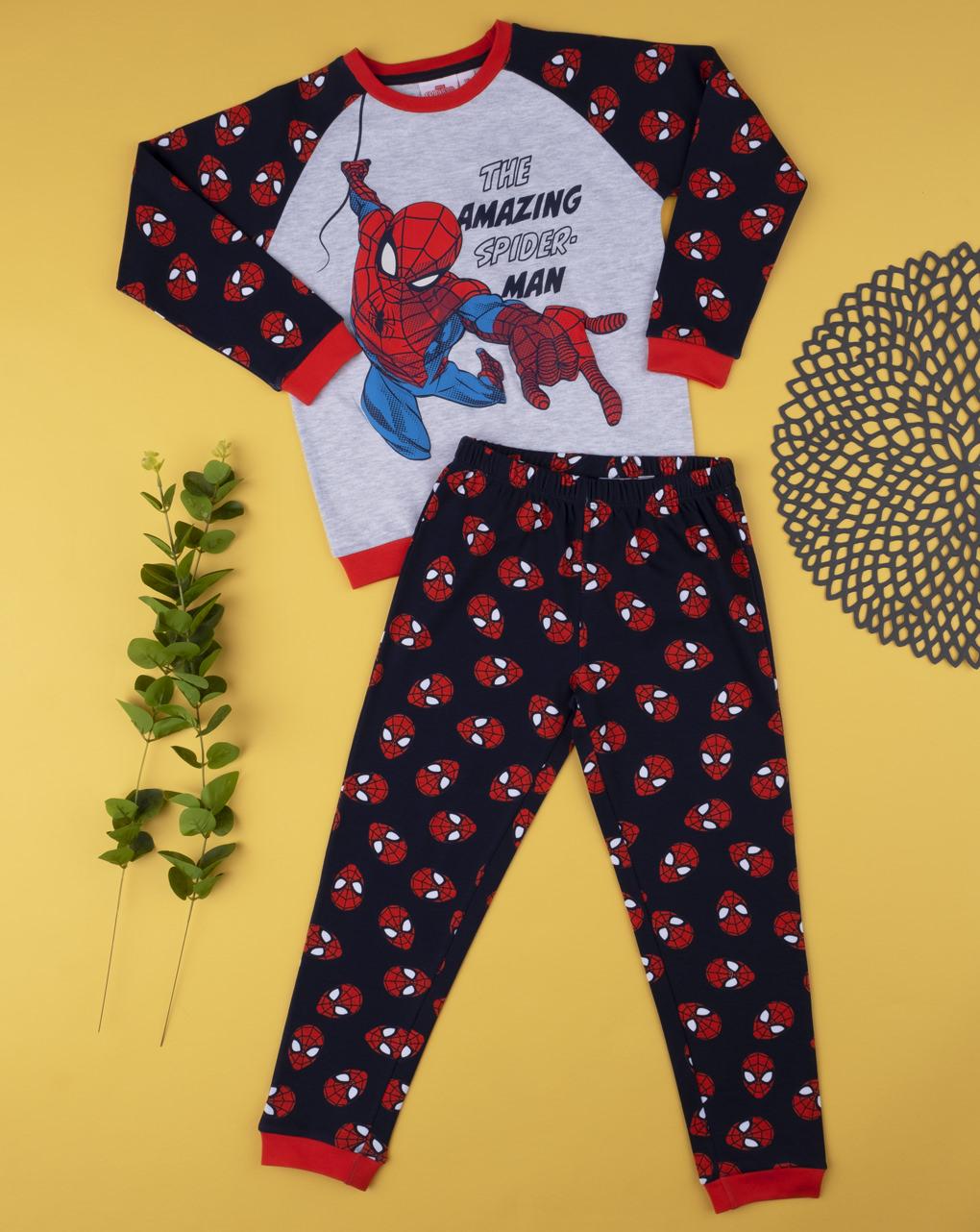 """Pijama de menino """"homem-aranha"""" - Prénatal"""