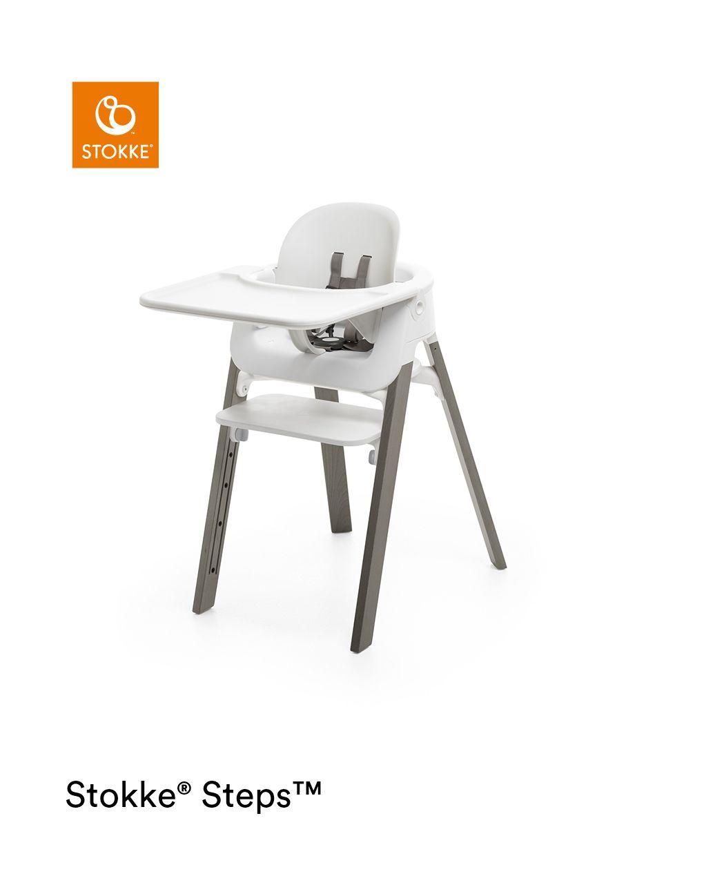 Cadeira stokke® steps ™. sistema de assento 5-1. - Stokke
