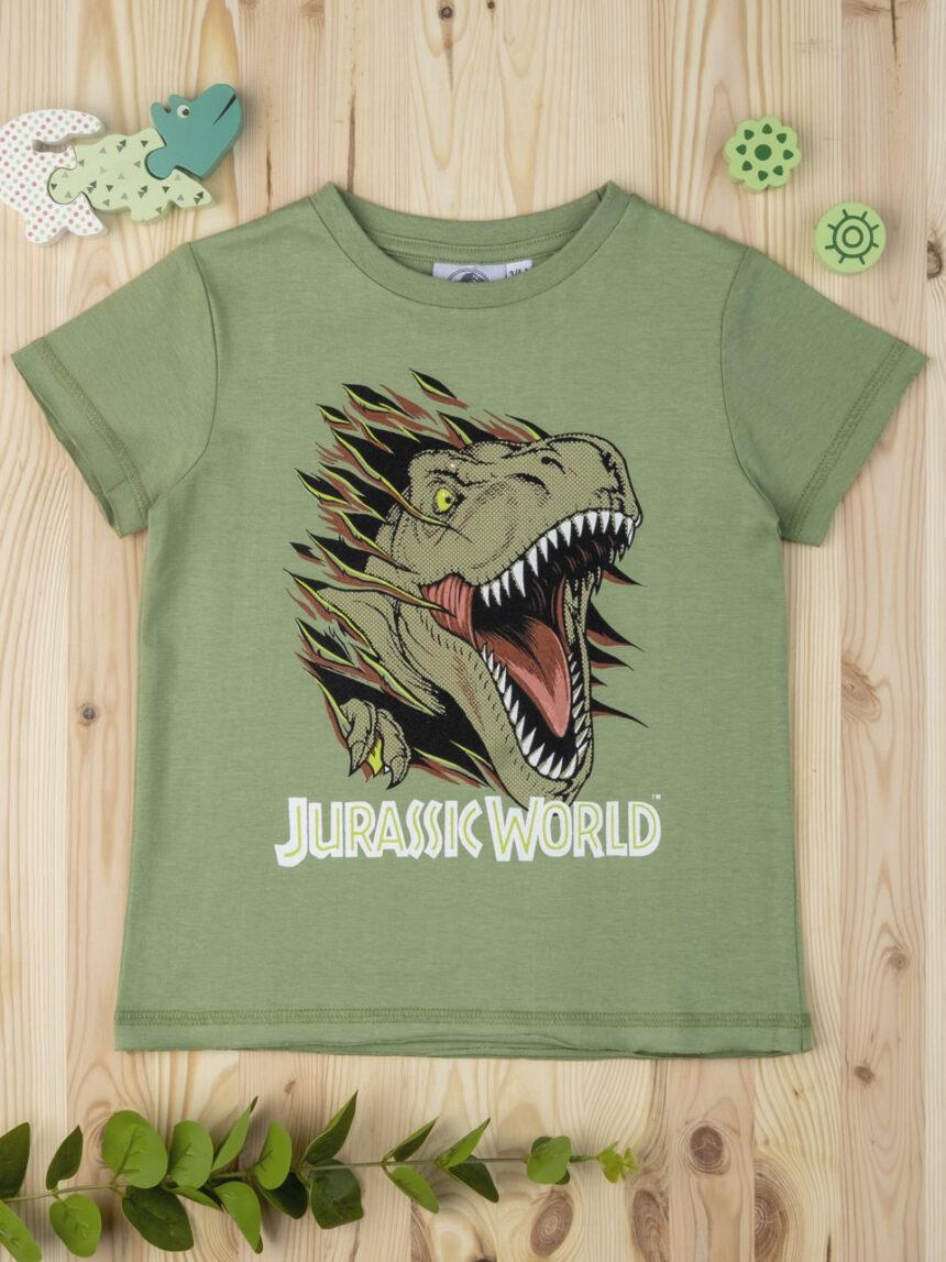 "T-shirt boy ""jurassic"" militante - Prénatal"