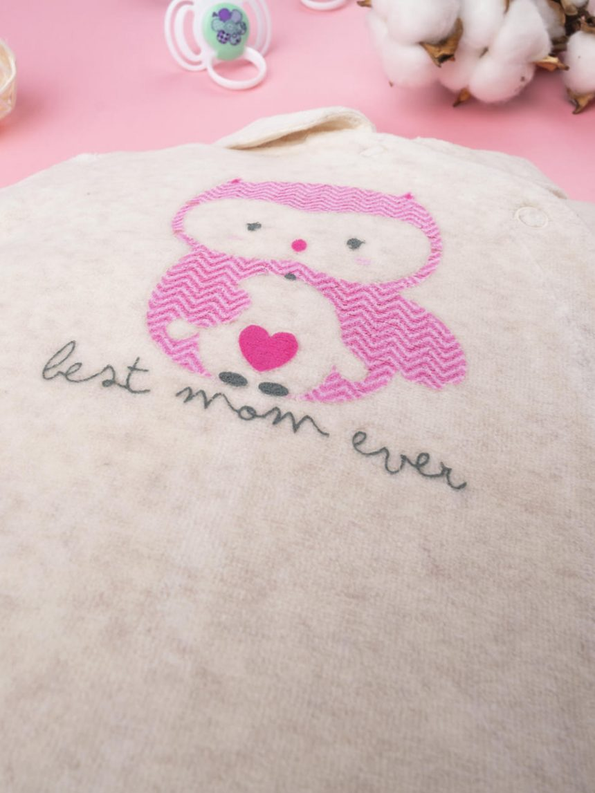 "Tutina girl ""best mom ever"" - Prénatal"
